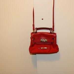 Vintage MOSCHINO Redwall Crossbody Belt Bag